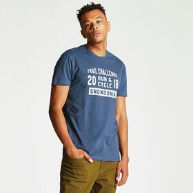 Dare 2b Racemaker Miehet Lyhythihainen paita , sininen